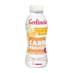 Carb Reduced - High Protein Drink Vanille