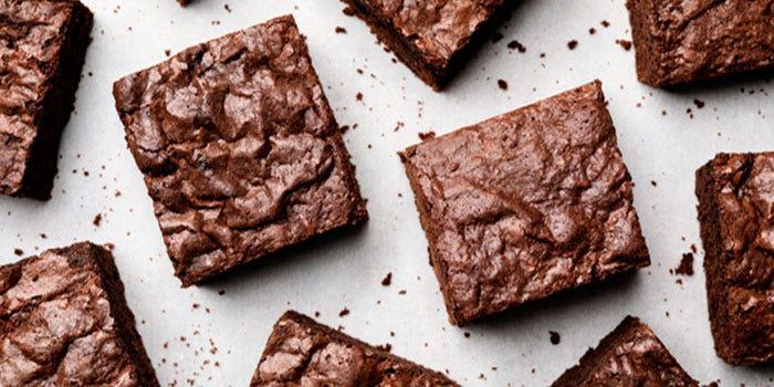 Brownies sains
